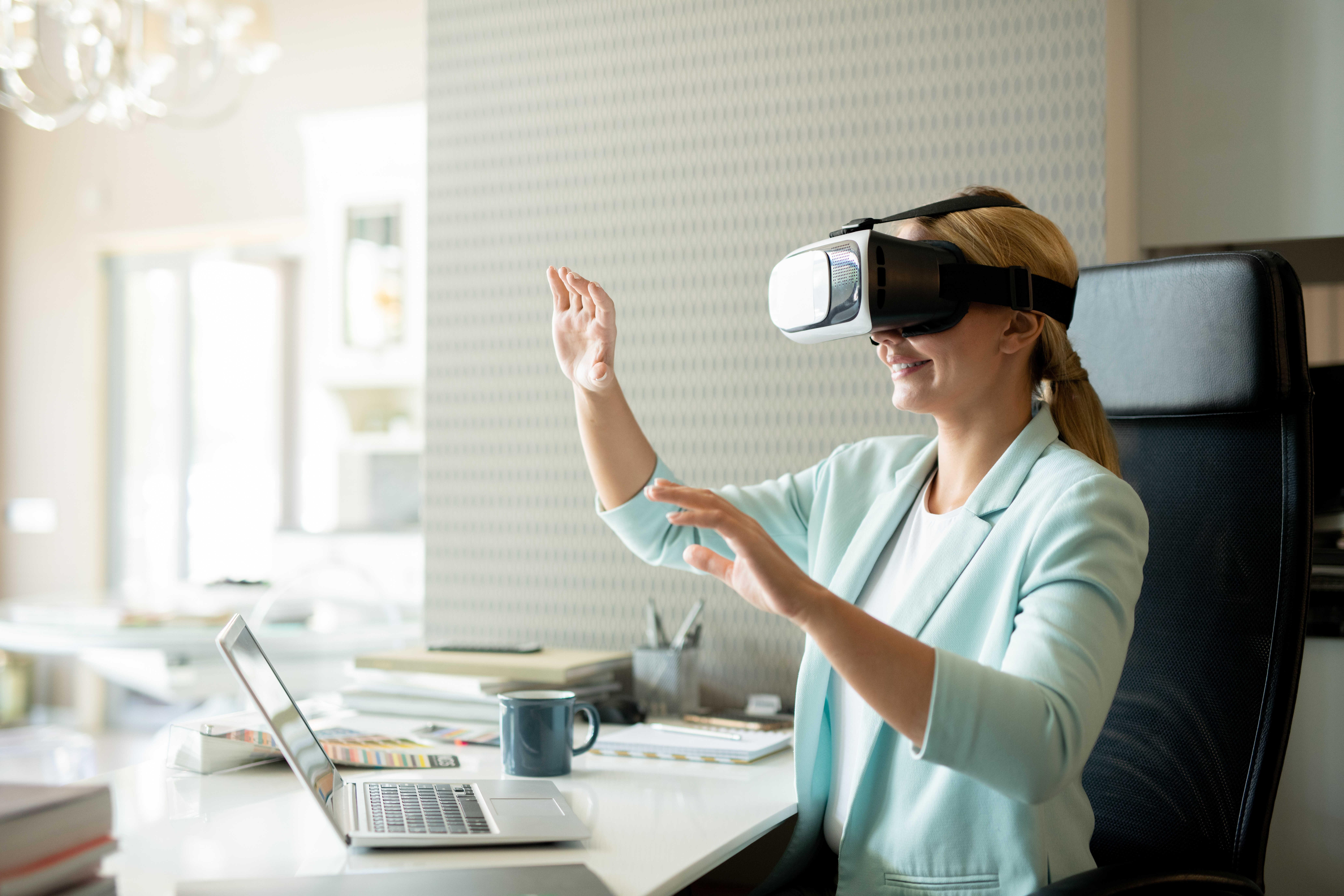 Aplikacja VR – po co i dla kogo?